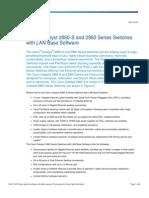 Product Data Sheet2960