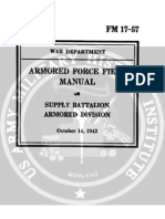 1942 US Army WWII Supply Division Armored Battalion 36p.