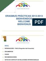 Presentacion Erasmus Practicas 2012-2013