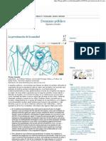 2013.02.17 Dominio público » La privatización de la sanidad