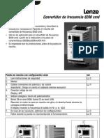 MA Convertidor de Frecuencia 8200 Smd v2-1 ES