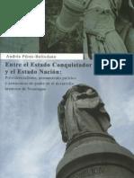 Entre El Estado Conquistador y El Estado Nacion
