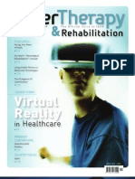 Cyber Therapy & Rehabilitation Magazine (1, 2008)