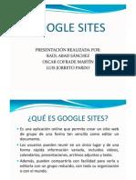 D6 - Google Sites (Power Point)