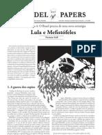 Lula e Mefistóteles