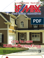 RE/MAX  March 2009 Issue