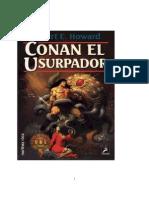 (Conan 11) Conan El Usurpador