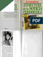 Fontcuberta Mar - Estructura de La Noticia Periodistica