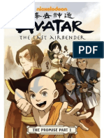 Avatar -The Promise P1 by Backoxp