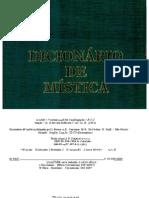 Dicionario de Mistica