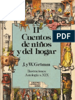 Hermanos Grimm - Cuentos de niños y del hogar Tomo II.pdf