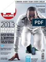 F1 Racing - March 2013