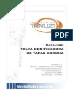 Tolva Dosificadora de Tapas TANUZZI