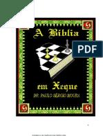 A Biblia Em Xeque - Dr Paulo Sergio Moura