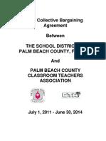 Cta Cba July 2011-June 2014
