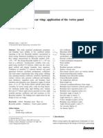 Vortex Pannel Numerical Method