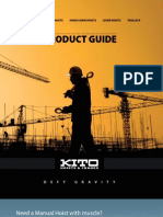 Kito Product Guide