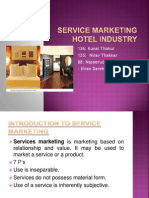 Service Marketing