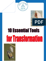 10 Essential Tools for Transformation