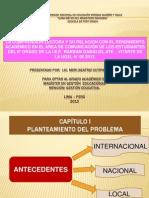 Diapositivas de Tesis Domingo
