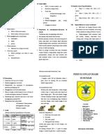 Leaflet Diarhea