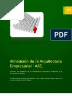 Alineacion Arquitectura Empresarial