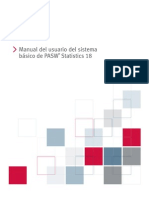 Pasw 18 Manual