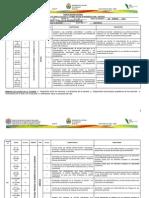 CRONOGRAMA TUTORIA 11-12