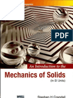 Mechanics of Solids Crandall