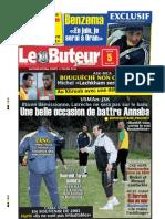 LE BUTEUR PDF du 05/03/2009