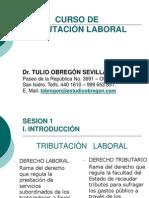 005 - Curso de Derecho Laboral y Tributario - 2013 - Febrero
