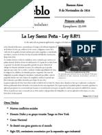 El Pueblo Diario Historia