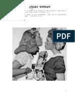 SS - Angry Woman PDF