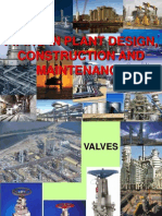 PIPING IN PLANT DESIGN, CONSTRUCTION AND MAINTENANCE