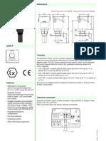 Sensor Ultrasonico