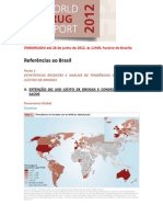 WDR 2012 References to Brazil PRT