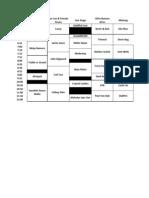 Ultra_schedule - Bw