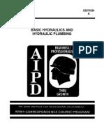 Basic Hydraulics and Hydraulic Plumbing