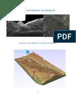Auto CAD aplicado a la topografía