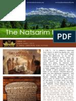 NATSARIM NEWS Mar/April 2013