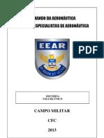 Cfc - Campo Militar - Doutrina