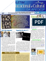 BoletimEducacional Da Apeoesp 385 2013