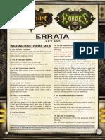 Errata Private Press
