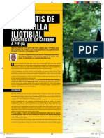 06º Tendinitis de Cintilla Iliotibial (Planeta Running).