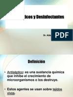 Desinfectantes Farmaco Unior