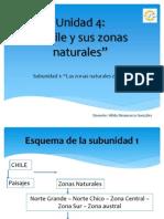 Paisajes zonas naturales