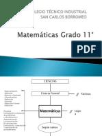 Matemáticas+Grado+11°