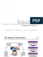 Square's Pitch Deck
