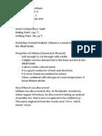 lithium-info