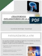 Trastornos Inflamatorios de La ATM 2.0 (1) Finallllllll